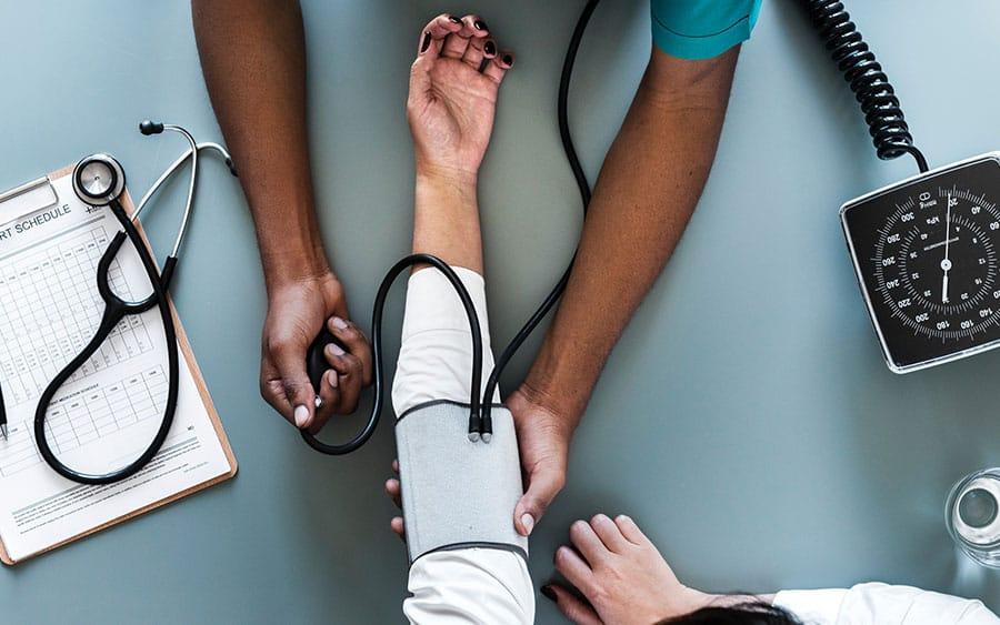 Healthcare Business Website