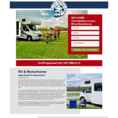 RV Appraisal website