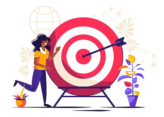 target audience for your business website