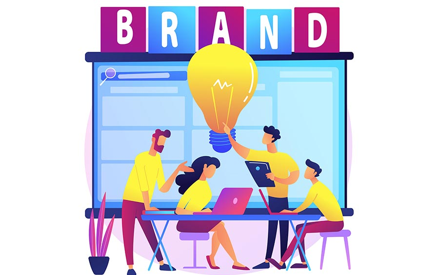 Competing with reputable brands