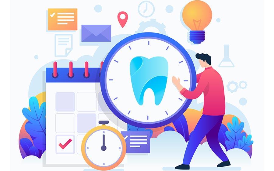 dental website marketing