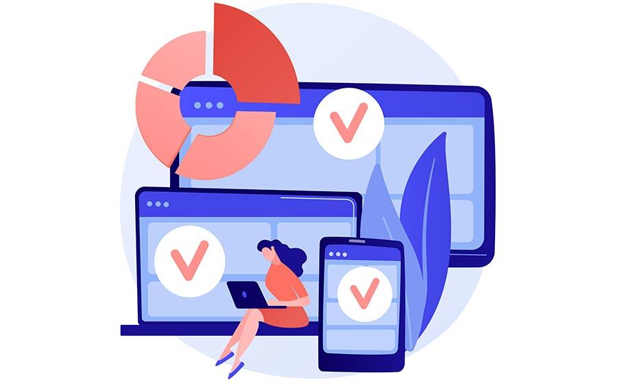 Building a responsive website