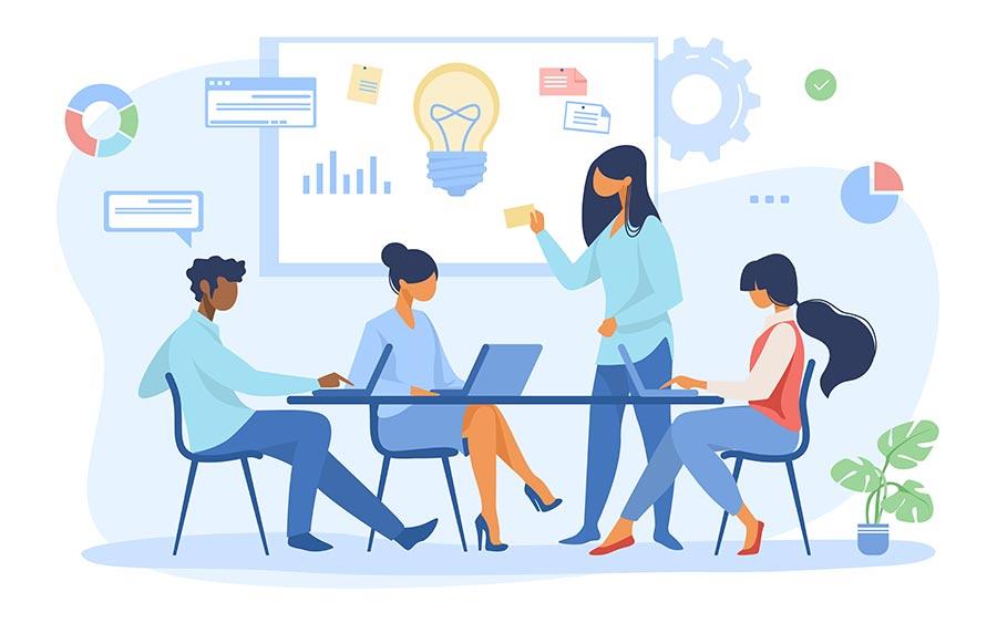 planning structure for nursing business marketing