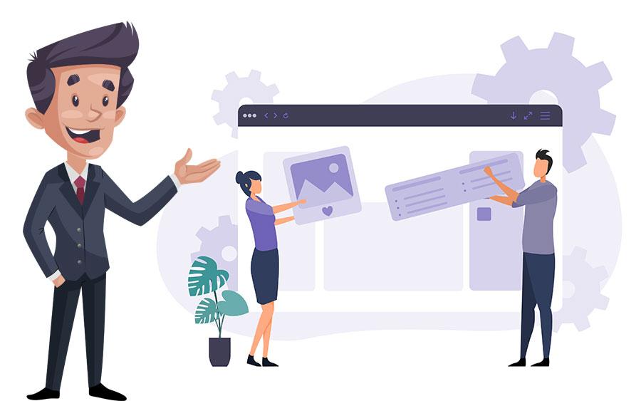 Insurance Broker Web Designer